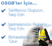 WebİGS yazılımı OSGB'ler için