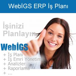 WebİGS İş Güvenlik ve İşyeri Sağlık Yazılımı - ERP